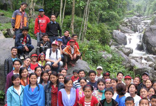 CampsAbroad prayer and support